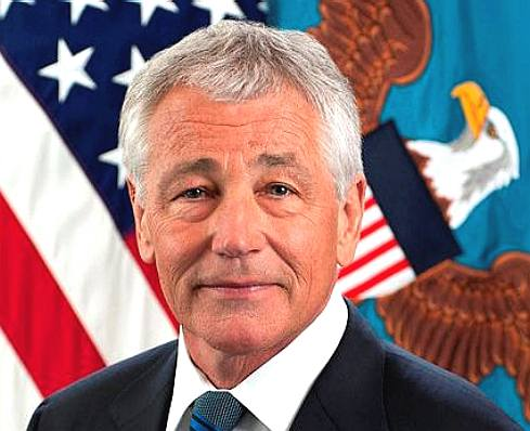 US Secretary of Defense - Chuck Hagel