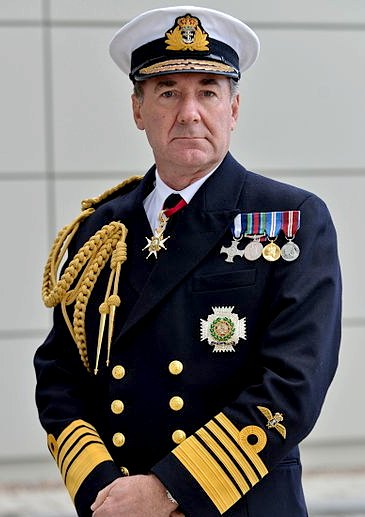 Admiral Sir George Michael Zambellas