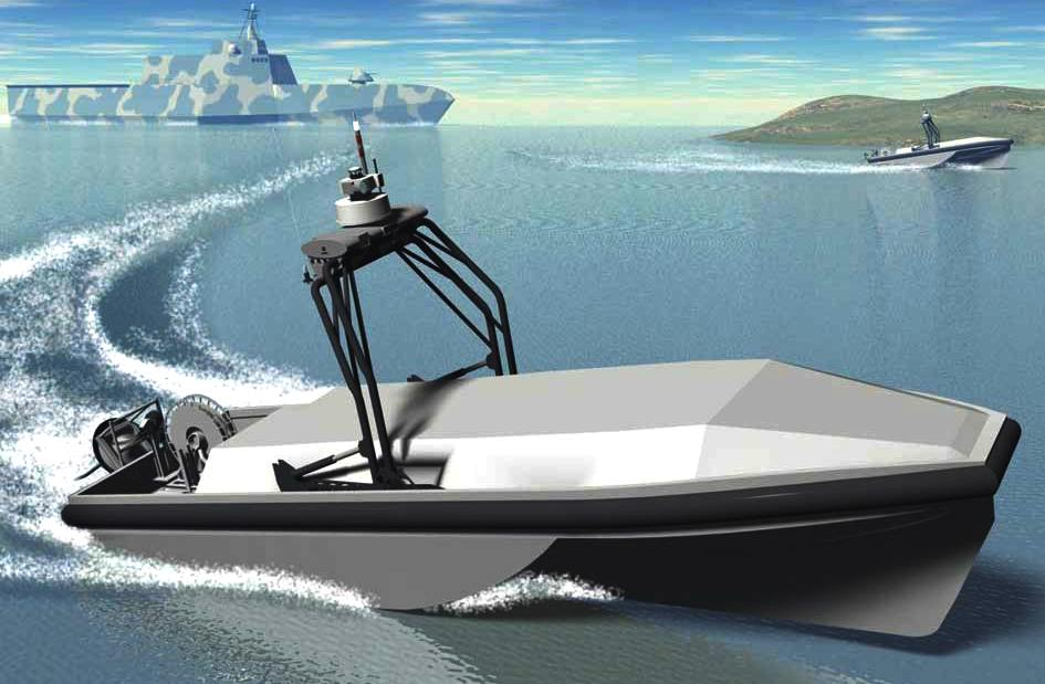 General Dynamics Robotic Systems Anti Submarine Warfare