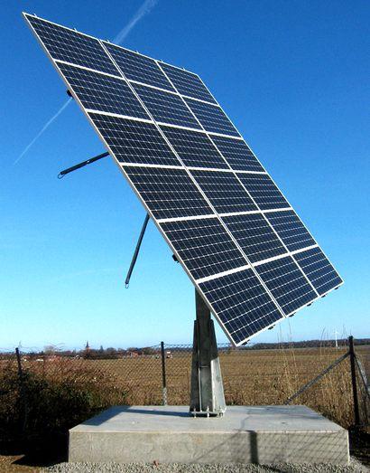 Bluefish Solar Energy Harvesting System Tracker