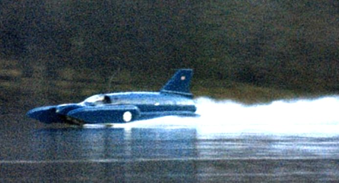 Donald Campbell's final run January 4 1967 300 mph crash