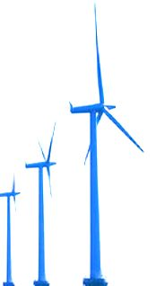Offshore wind turbines for sustainable electricity generation