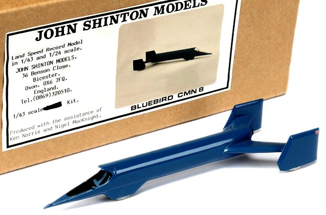 A kit of the CN8 by Shinton Models