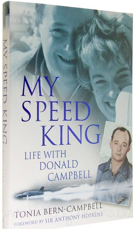 My Speed King by Tonia Bern-Campbell
