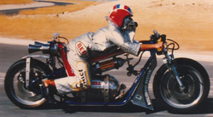 Rosco McGlashan jet bike