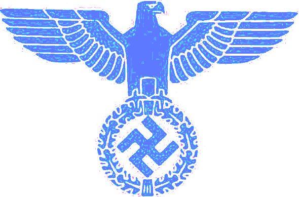 Nazi eagle symbol - photo#26