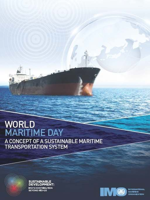 World Maritime Day - IMO and sustainable development