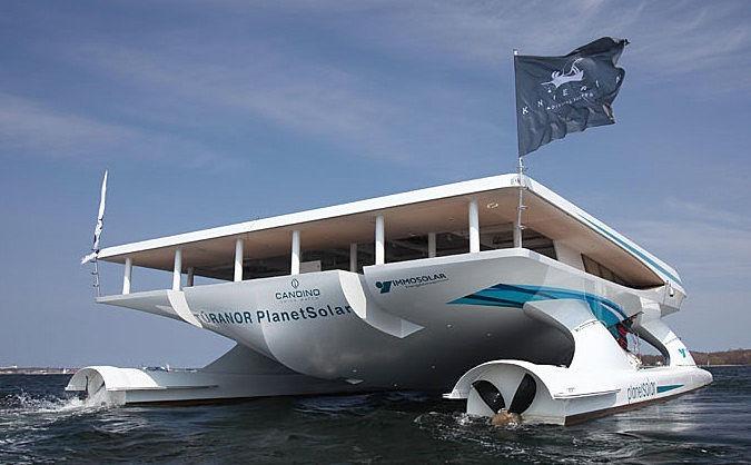 turanor planetsolar mega yacht - photo #30