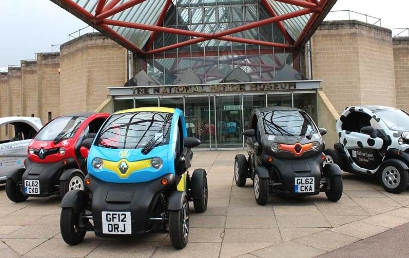 Motoexpo Sustainable Event National Motor Museum Beaulieu