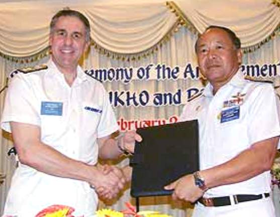 Vice_Saneh_Soontonmongkol_Royal_Thai Navy NIOHC North Indian Hydrographic Commission Vice Admiral Saneh Soontonmongkol