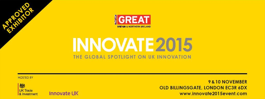 Innovate UK technology and investment showcase 2015