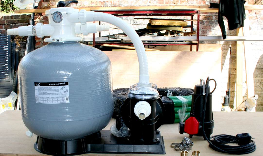 Filters And Filtration Pumps For Swiming Pools Water Tanks