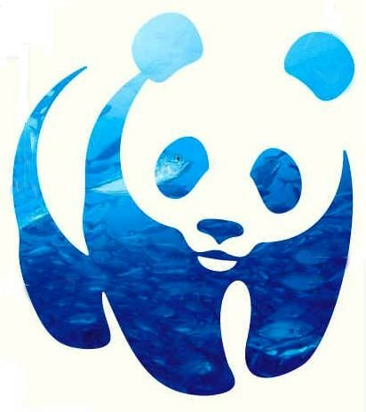 World Wildlife Fund giant marine panda
