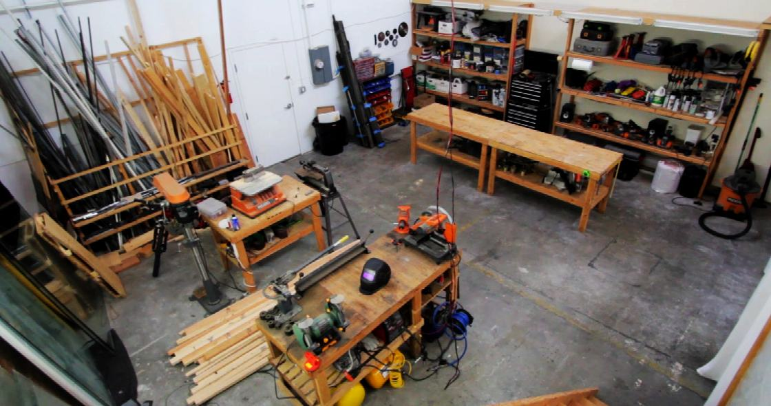 workbench ideas for small garage - WORKSHOP FACILITIES TOOLS EQUIPMENT C VAX