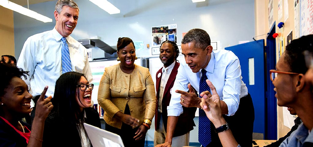 STEM education was high on President Obama's agenda