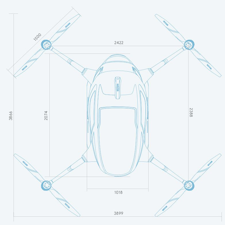 Drone Technical Drawing. 86 Quadcopter Drone Drawing Enlarge Rc. Wiring. Ehang Drone Wiring Diagram At Scoala.co