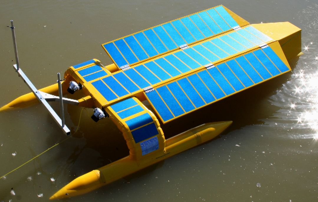Seavax Development Model 1 20th Scale Solar Powered