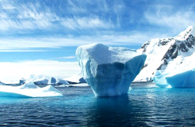 Antarctic glacier melting raises sea level