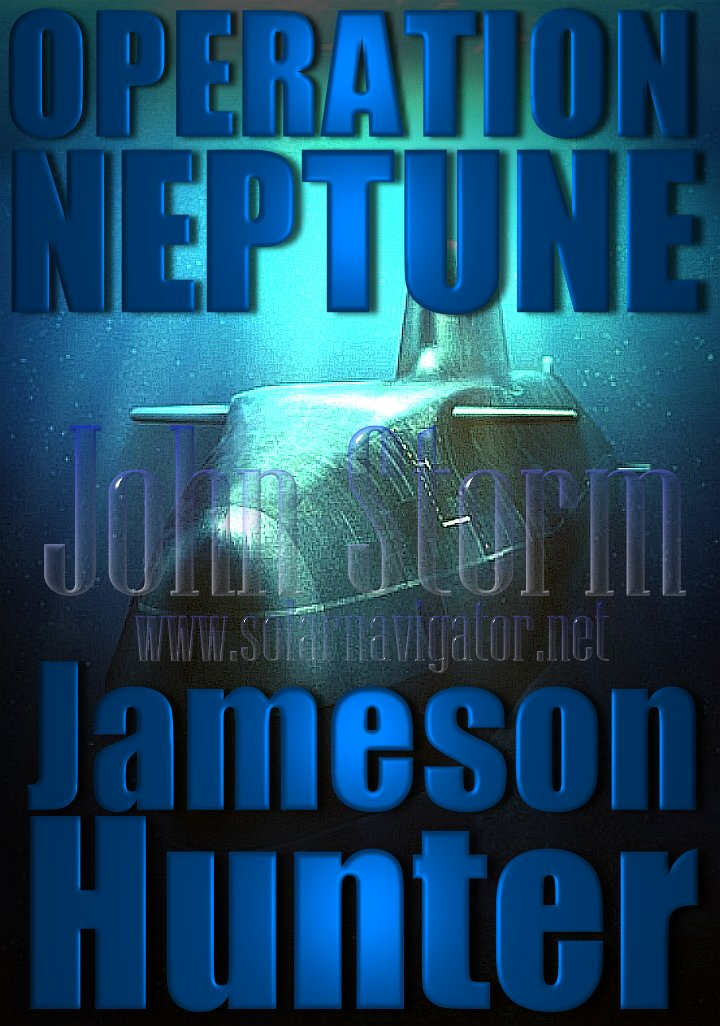 Operation Neptune, submarine thriller story